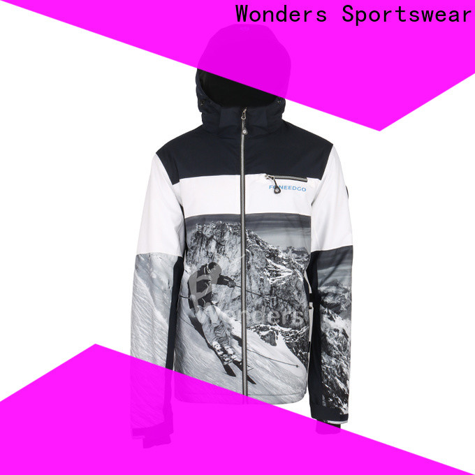 Wonders top quality girls ski jacket series for outdoor