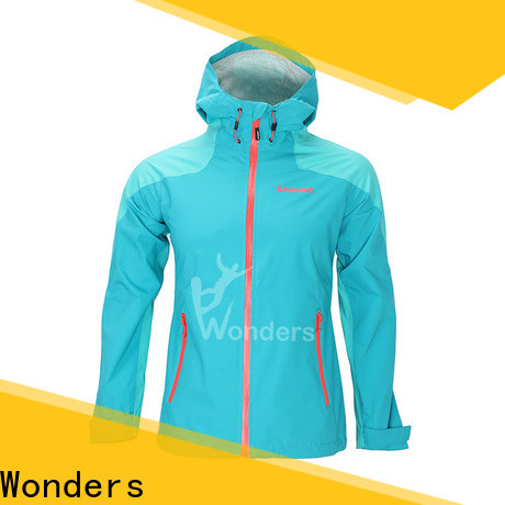 Wonders latest rainwear jacket suppliers for promotion