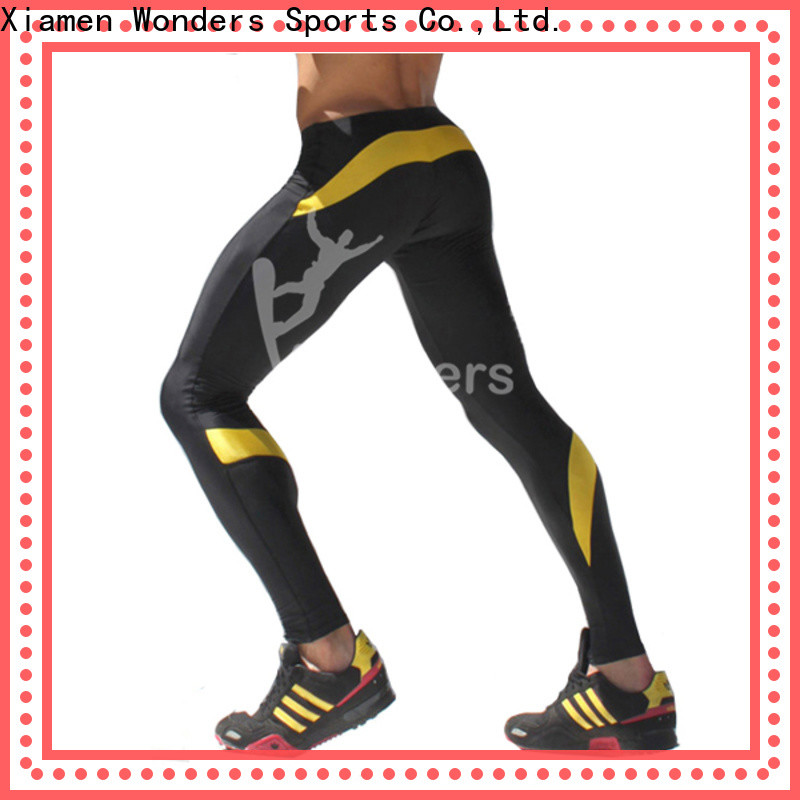 Wonders football compression pants wholesale for outdoor