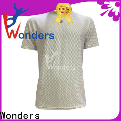 Wonders worldwide mens running shirts series for sale