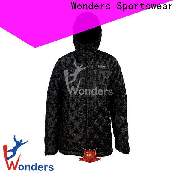 Wonders latest feather and down jackets for ladies supplier for promotion