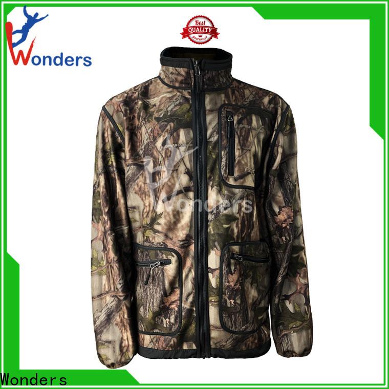 Wonders worldwide hunter winter coats supply for outdoor