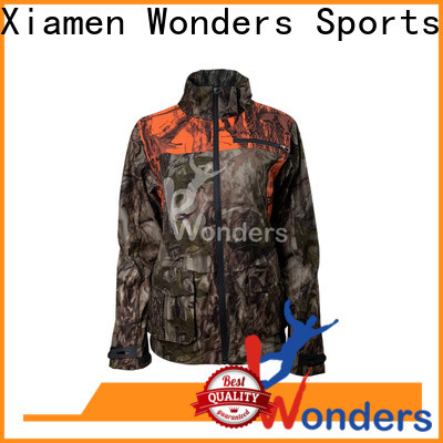 Wonders mens hunting jacket best supplier for winter