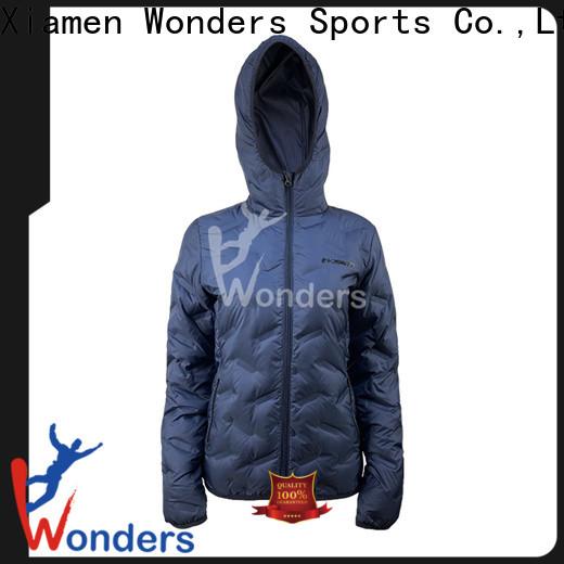 Wonders slim fit down jacket suppliers for winter