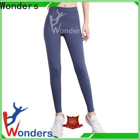 Wonders hot-sale female sports leggings design for exercise