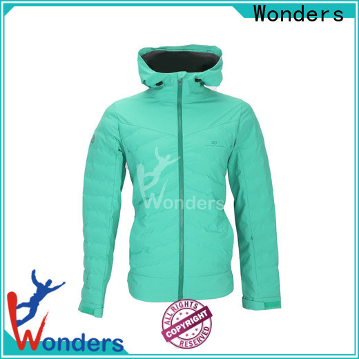 Wonders hot-sale mens light padded jacket personalized for sports