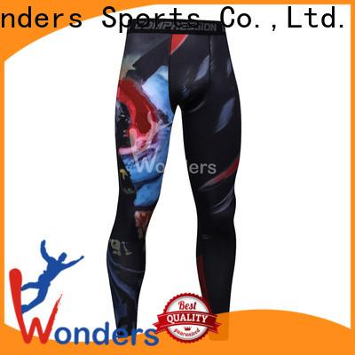 Wonders skins compression tights manufacturer for sports