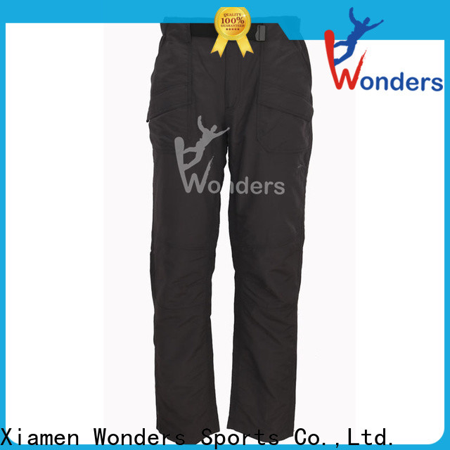 high-quality durable hiking pants with good price for winter