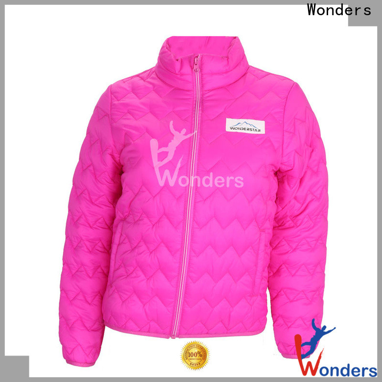 factory price fitted padded jacket best manufacturer bulk production