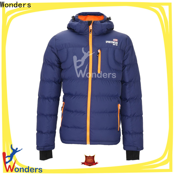 Wonders mens light padded jacket for business for winter