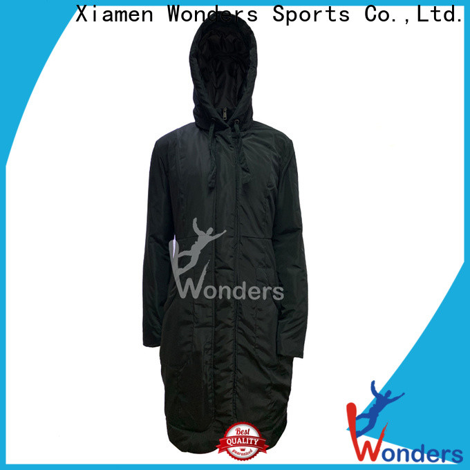 Wonders parka outerwear personalized for sale