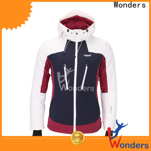 Wonders sky jacket women from China to keep warming