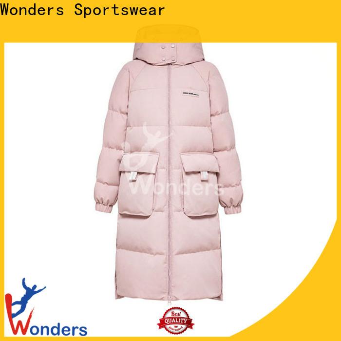 Wonders top quality jacket parka womens directly sale bulk buy