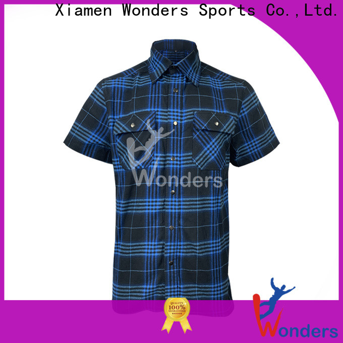 Wonders casual short sleeve shirts for business for sale