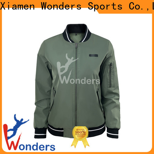 low-cost casual sports jacket design bulk production