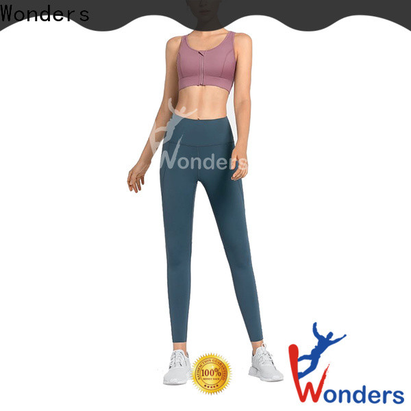 Wonders cool yoga clothes supply for sports