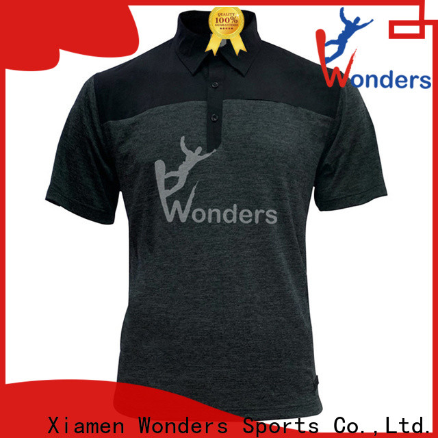 Wonders new stylish polo t shirts supplier for promotion