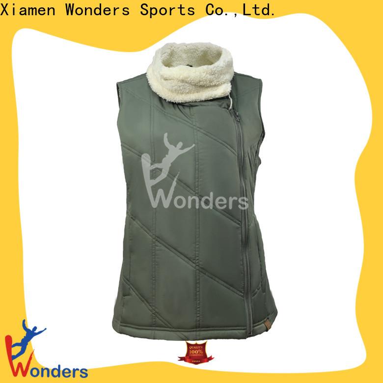 Wonders top mens fashion vest series for winter