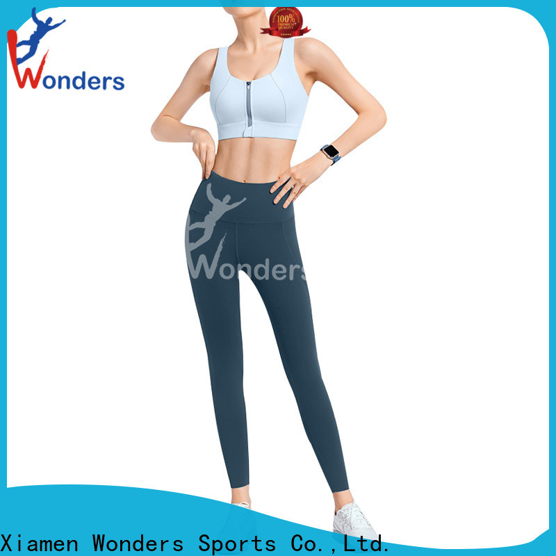 Wonders practical comfy yoga clothes suppliers to keep warming