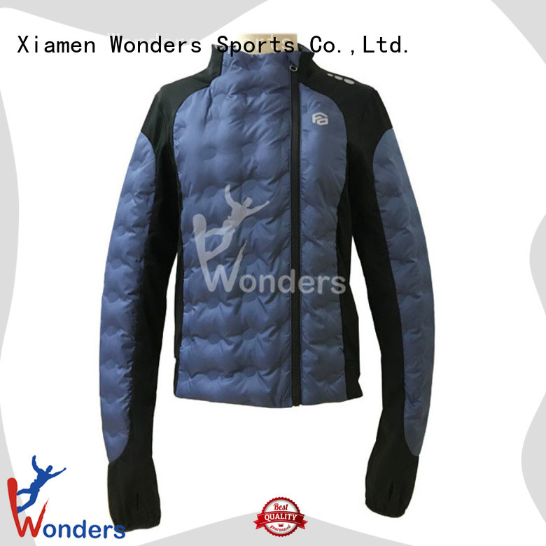 Wonders best price hybrid coat supplier for sports