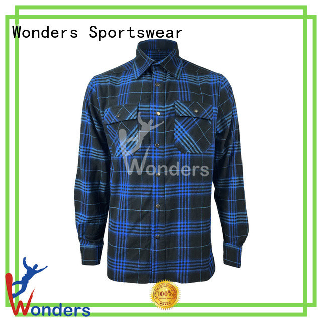 Wonders mens fitted shirts
