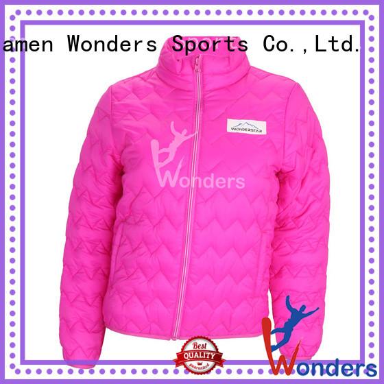 Wonders ladies padded jacket best manufacturer for sale