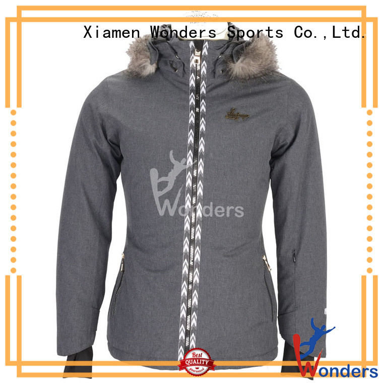 durable brown ski jacket series bulk buy