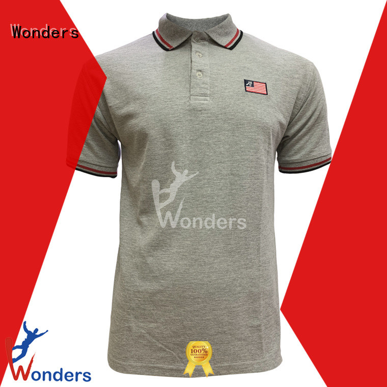 Wonders best price polo mens tops for business for sports