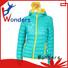 Wonders mens lightweight padded jacket design for outdoor