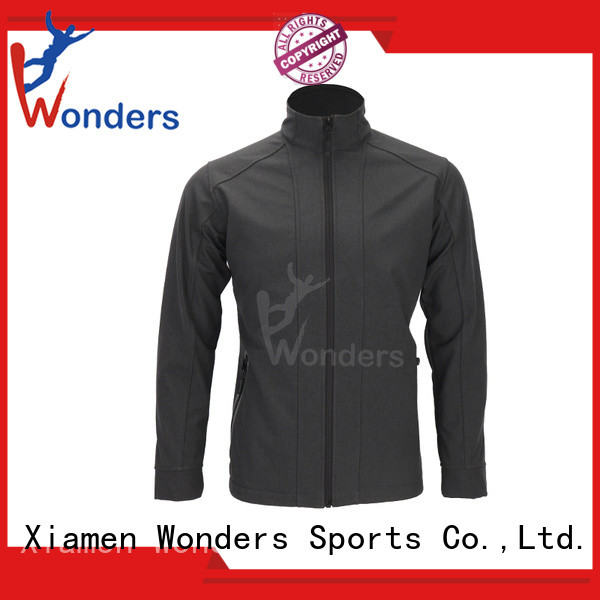 Wonders durable ladies soft shell jacket suppliers to keep warming