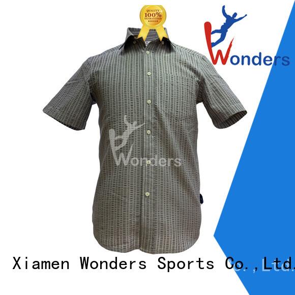 Wonders mens fashion shirts