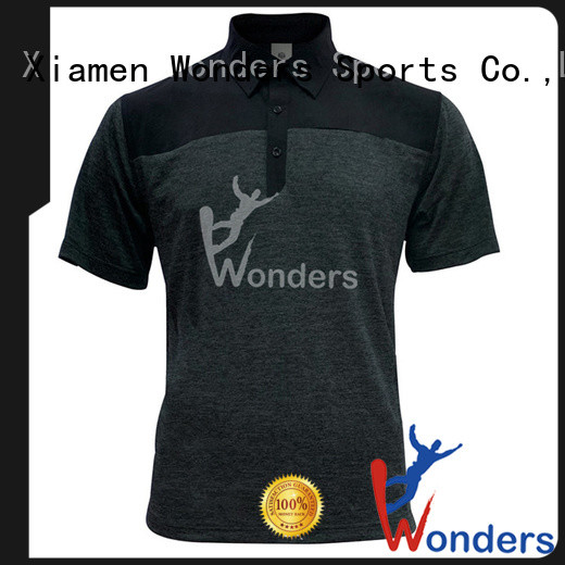popular cotton polo t shirts with good price for outdoor