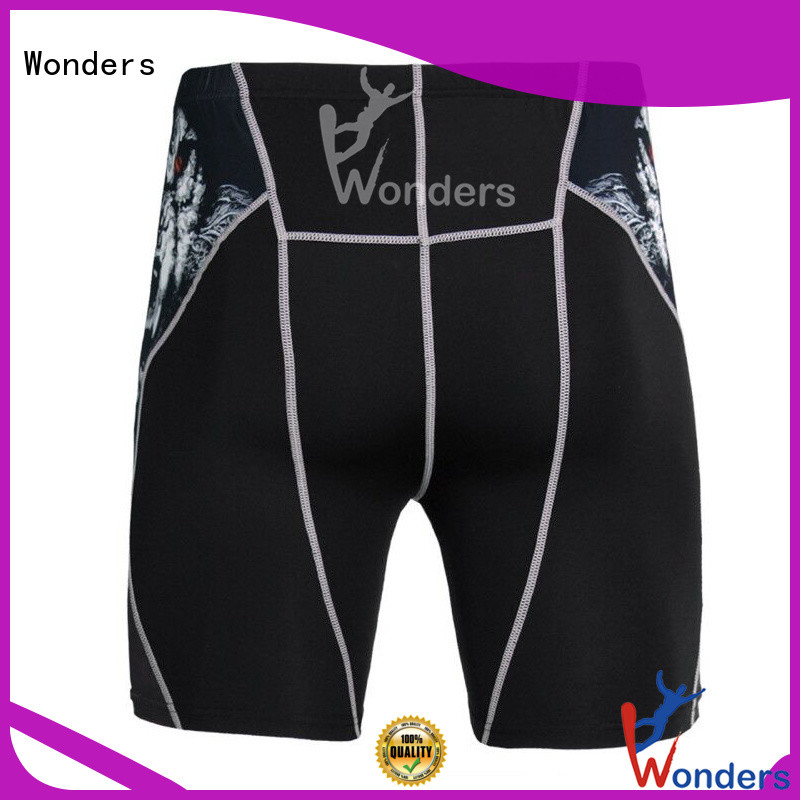 Wonders top quality long compression pants manufacturer for sports