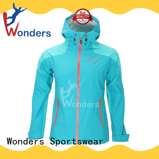 hot selling insulated rain jacket series to keep warming