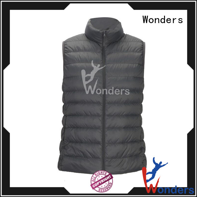high-quality womens lightweight puffer vest supply to keep warming