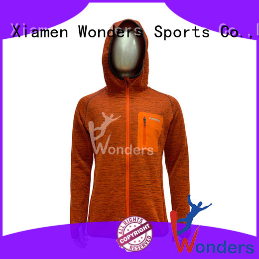 Wonders cheap cool fleece jackets best manufacturer bulk production