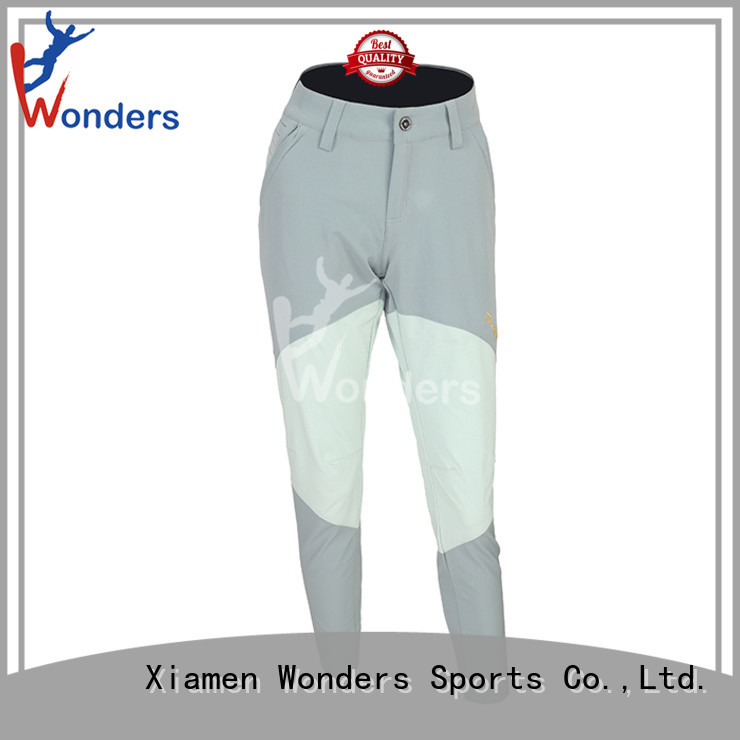 Wonders insulated hiking pants design for sale