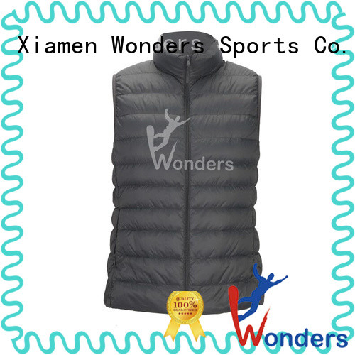 Wonders mens full vest inquire now for sale