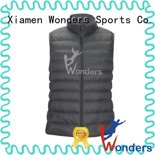 Wonders mens full vest inquire now for sale