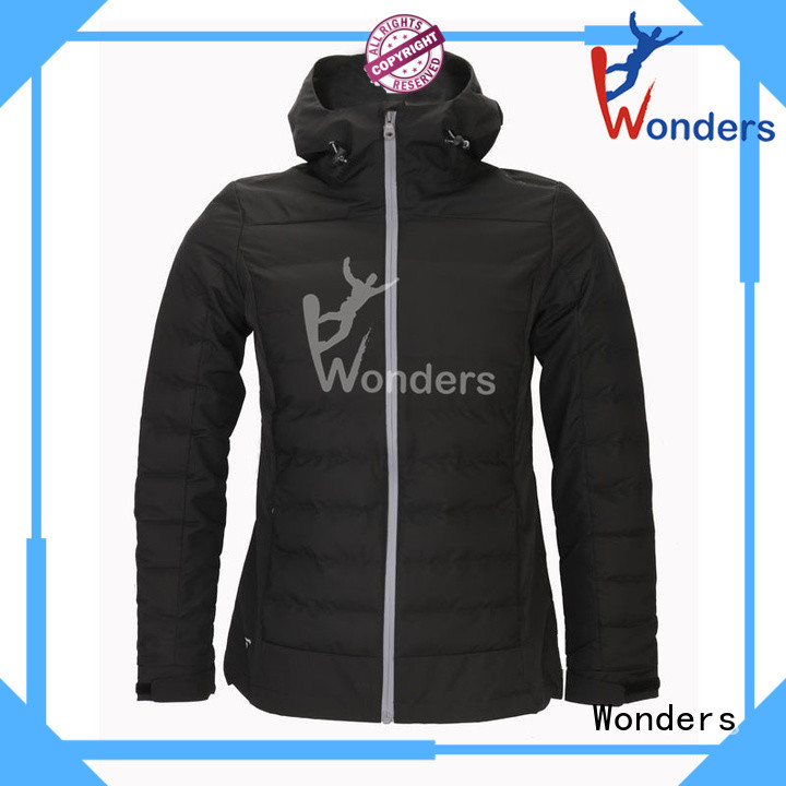 promotional womens raincoat with hood design bulk buy