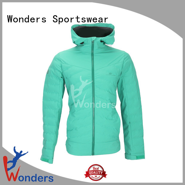 high-quality ladies padded jacket with hood company bulk buy