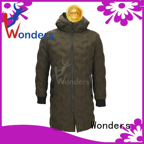 Wonders best winter parka design for sports