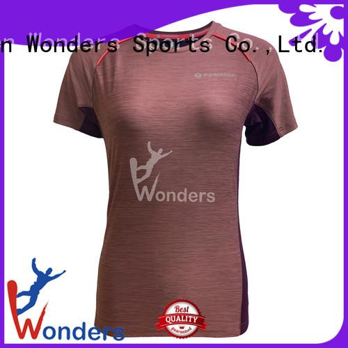 Wonders running sweatshirt personalized for winte