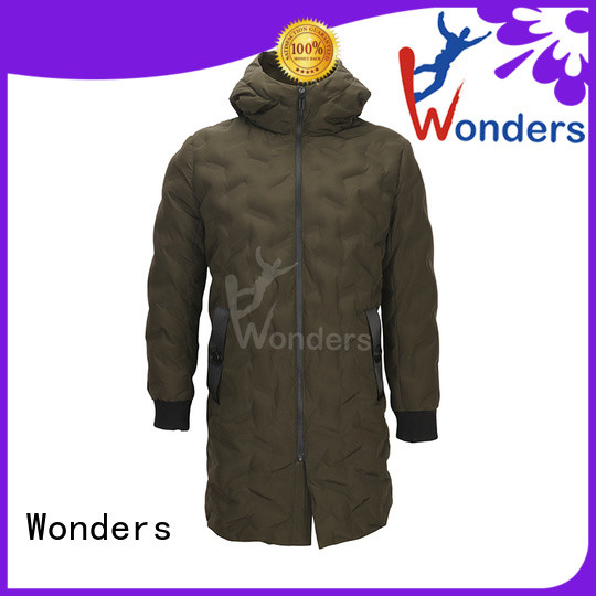 factory price light parka jacket womens for business to keep warming