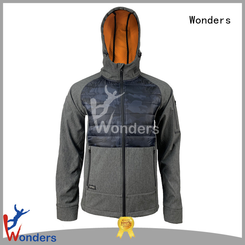 Wonders hot-sale womens hybrid jacket for business to keep warming