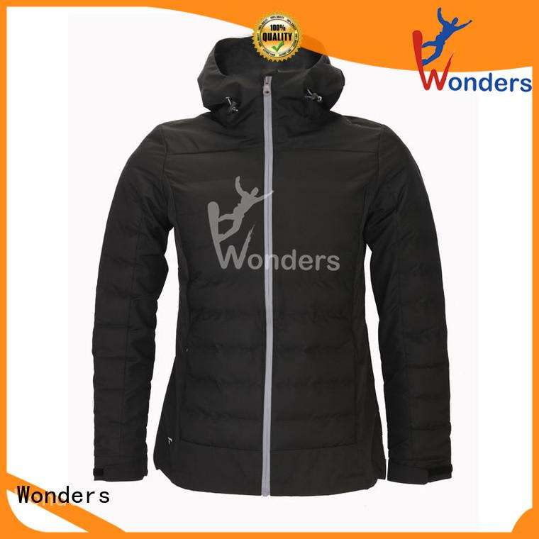 Wonders rainwear jacket best supplier for promotion