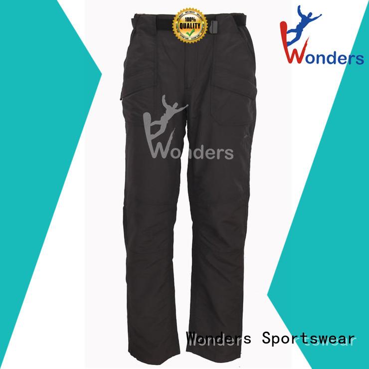 Wonders ladies hiking pants suppliers for sports