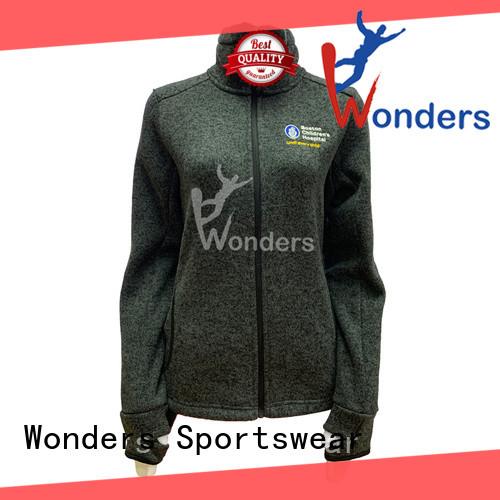 hot selling full zip fleece best manufacturer for sale