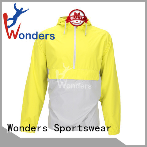best price light rain jacket supplier to keep warming