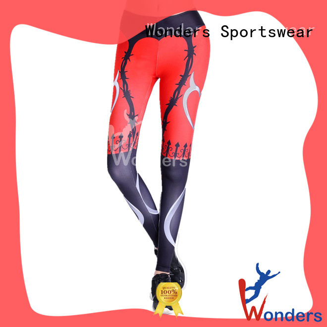 Wonders skins compression tights personalized for sale